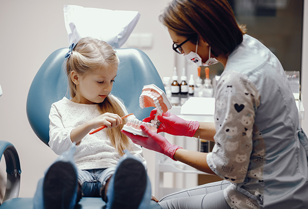 Why Might Pediatric Dentistry Be Needed