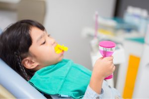 Root Canal Treatment for a 3 year old Baby